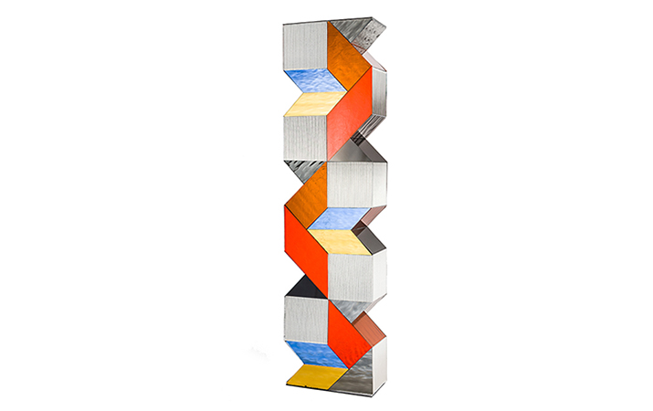 35 Jean Wells Reflecting - 64 inches tall x 16 inches wide x 8 inches deep